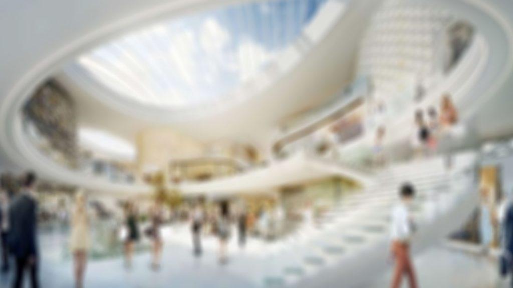 Pareti Manovrabili Centri commerciali, centri polifunzionali
